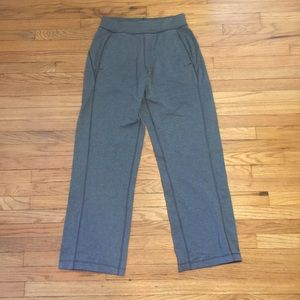 Lululemon mens gray workout pants - Small